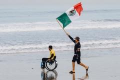 Team Mexico. PHOTO: ISA / Chris Grant