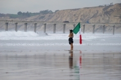 MEX - Support. PHOTO: ISA / Sean Evans