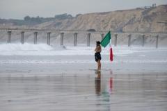 MEX - Support. PHOTO: ISA / Sean Evans