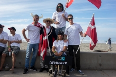 Team Denmark. PHOTO: ISA / Sean Evans