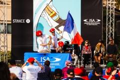 Team France PHOTO: ISA / Chris Grant