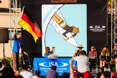 Team Germany. PHOTO: ISA / Chris Grant