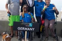 Team  Germany. PHOTO: ISA / Sean Evans