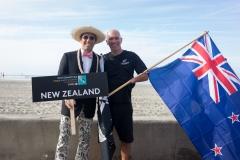 Team New Zealand. PHOTO: ISA / Sean Evans