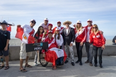 Team Peru. PHOTO: ISA / Sean Evans
