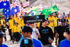Team Argentina. PHOTO: ISA / Chris Grant
