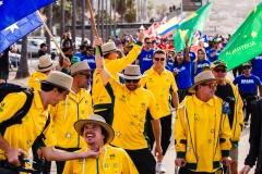 Team Australia. PHOTO: ISA / Chris Grant