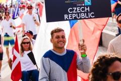 Team Czech Republic. PHOTO: ISA / Chris Grant