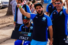 Team Italy. PHOTO: ISA / Chris Grant