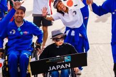 Team Japan . PHOTO: ISA / Chris Grant