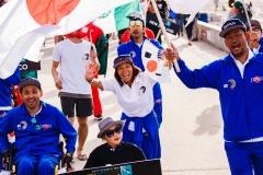 Team Japan. PHOTO: ISA / Chris Grant