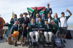 Team South Africa. PHOTO: ISA / Sean Evans