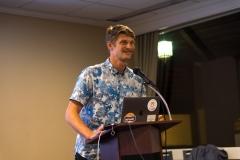 ISA Development Manager - Alex Reynolds. PHOTO: ISA / Sean Evans