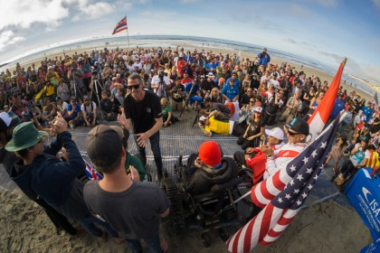 2016 Stance ISA World Adaptive Surfing Championship