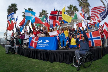 Record-Breaking Number of Athletes and Nations Ready to Perform and Inspire at 2017 Stance ISA World Adaptive Surfing Championship