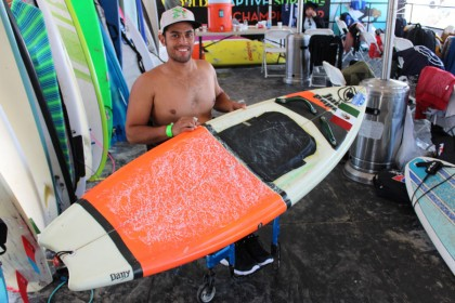 Adaptive Surfboards