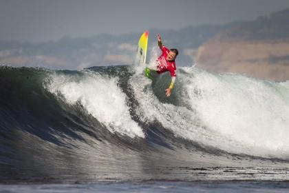 Los Mejores Surfistas Adaptados del Mundo Brillaron Mientras Se Acercan al Oro del 2017 Stance ISA World Adaptive Surfing Championship