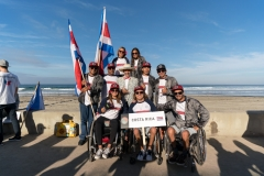 Team Costa Rica. PHOTO: ISA / Sean Evans