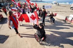 Team Canada. PHOTO: ISA / Chris Grant