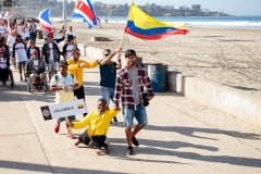 Team Colombia. PHOTO: ISA / Chris Grant