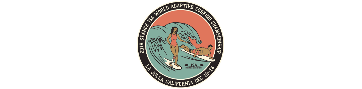 2018 STANCE ISA World Adaptive Surfing Championship