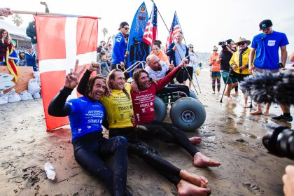 2017 STANCE ISA World Adaptive Surfing Championship