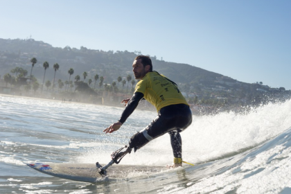 El Cuarto Anual Stance ISA World Adaptive Surfing Championship Vuelve a La Jolla, California