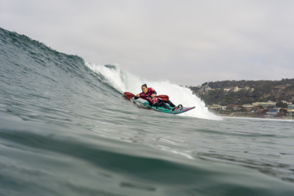 Record-breaking Number of Adaptive Surfers Prepared to Unite in La Jolla, USA
