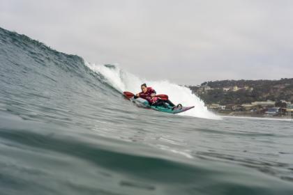 Número Récord de Surfistas Adaptados Preparados para Unirse en La Jolla, Estados Unidos