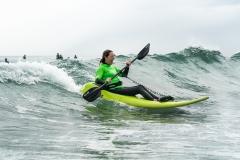 AmpSurf ISA Adaptive Surf Clinic. PHOTO: ISA / Sean Evans
