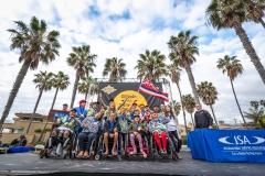 Team Hawaii - Copper Medal. PHOTO: ISA / Sean Evans
