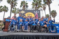 Team USA - Silver Medalist. PHOTO: ISA / Sean Evans