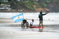 ARG - Nicolas Gallegos. PHOTO: ISA / Pablo Jimenez