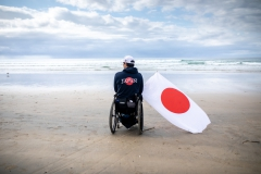 JPN - Flags. PHOTO: ISA / Pablo Jimenez