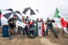 MEX - Team. PHOTO: ISA / Sean Evans