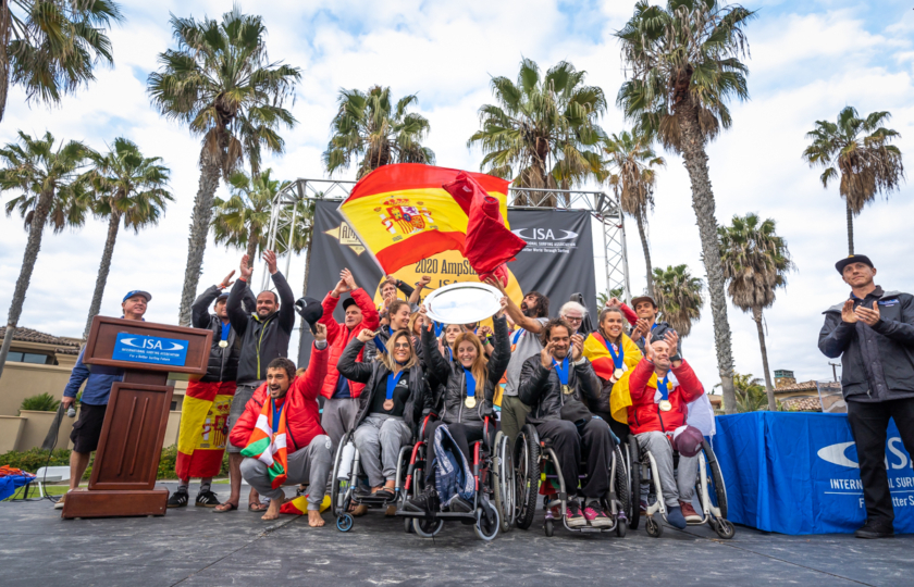 Team Spain Rides Pair of Visually Impaired Gold Medals to Historic Team Title