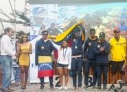 4th Venezuela Aloha Cup Closing Ceremony . Credit: ISA/ Rommel Gonzales