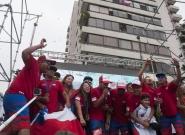 Team Chile . Credit: ISA/ Gonzalo Muñoz