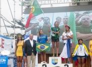Open Women Finalists . Credit: ISA/ Rommel Gonzales