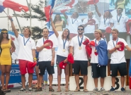 Winner Aloha Cup Team France. Credit: ISA/ Rommel Gonzales