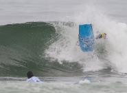Marlon Sandoval from Costa Rica . Credit: ISA/ Rommel Gonzales