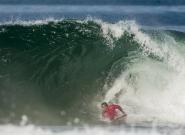Daniel Fonseca from Portugal . Credit: ISA/ Rommel Gonzales