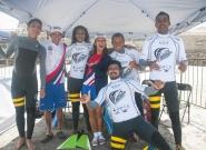 Team Costa Rica . Credit: ISA/ Rommel Gonzales