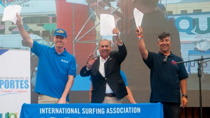 TEAM CHILE WINS THE 2014 ISA WORLD BODYBOARD CHAMPIONSHIP IN IQUIQUE, CHILE Image Thumb