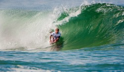COMPETITION INTENSIFIES ON DAY 3 OF THE ISA WORLD BODYBOARD CHAMPIONSHIP Image Thumb