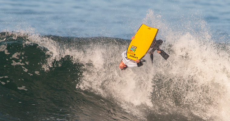 South Africa's Tristan Roberts has been on-fire all week competing in both the Men's and Junior Divisions. The South African has earned a spot in the Men's Final and is fighting for a spot in the Junior division through the Repechage. Photo:ISA/Rommel Gonzales