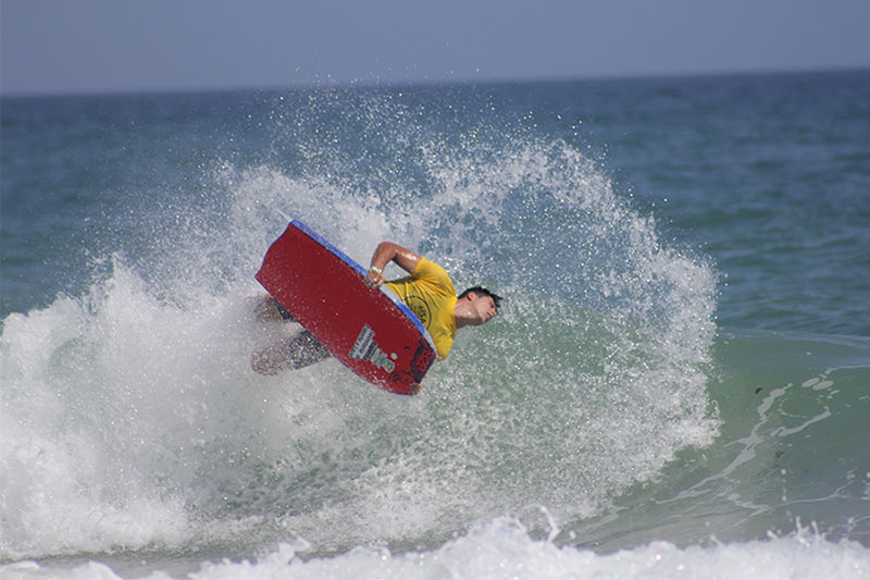 Brazil's Eder Luciano, the 2X defending Open Men's Gold Medalist will be back to defend his title at the 2014 ISA World Bodyboard Championship, taking place December 6 to 14 in Iquique, Chile. Photo: ISA/K. Ortega