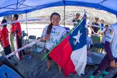 CHI - Catalina Hernandez. PHOTO: ISA / Pablo Jimenez