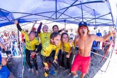 FRA - Team Celebrating. PHOTO: ISA / Pablo Jimenez
