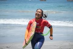 JPN - Ayaka Suzuki. PHOTO: ISA / Pablo Jimenez